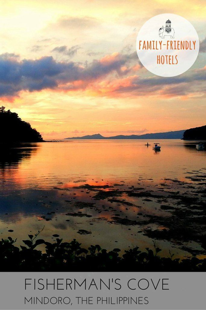Review of family-friendly Fishermans Cove, Mindoro, The Philippines