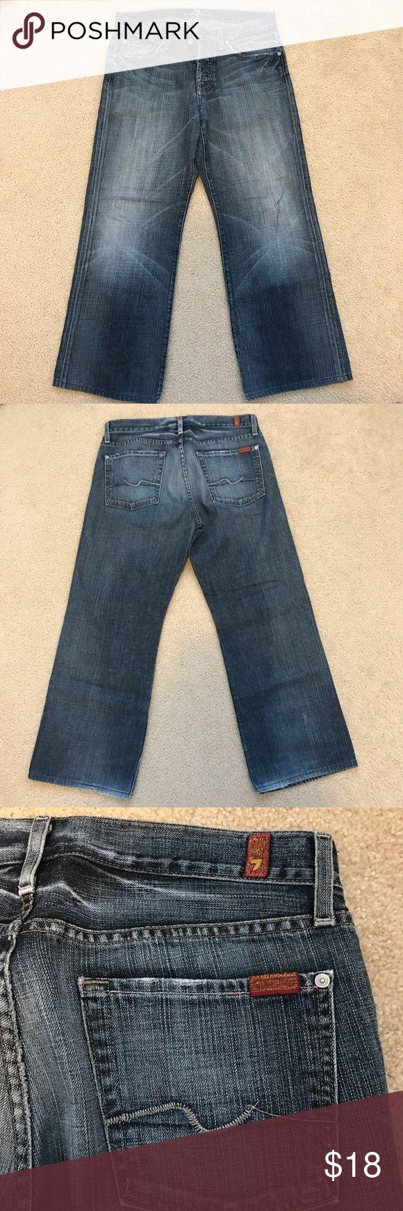 🔷Men 7 Jean ‼️Final Sale‼️ 🔺Good Condition Seven7 Jeans Straight
