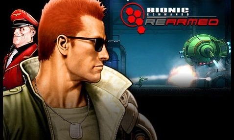 Bionic Commando Rearmed - Xbox Arcade