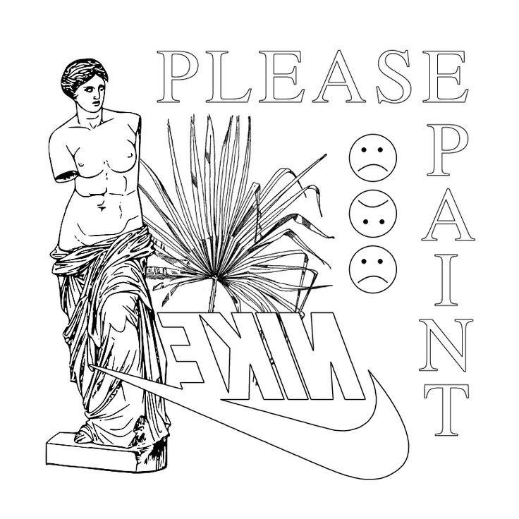PAINT IT VAPORWAVE - BY BERNIE
