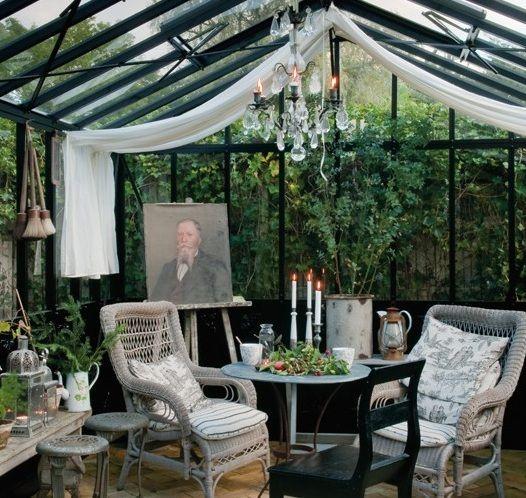 Les 25 meilleures id es concernant jardin d 39 hiver sur for Jardin d hiver veranda