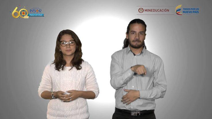 Curso de Lengua de Señas Colombiana sin costo