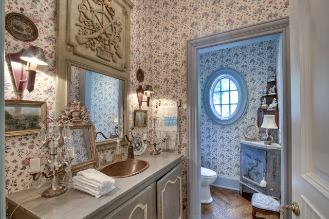 French Country Bathroom Decorating Ideas: 17 Best Ideas About French Country Bathrooms On Pinterest