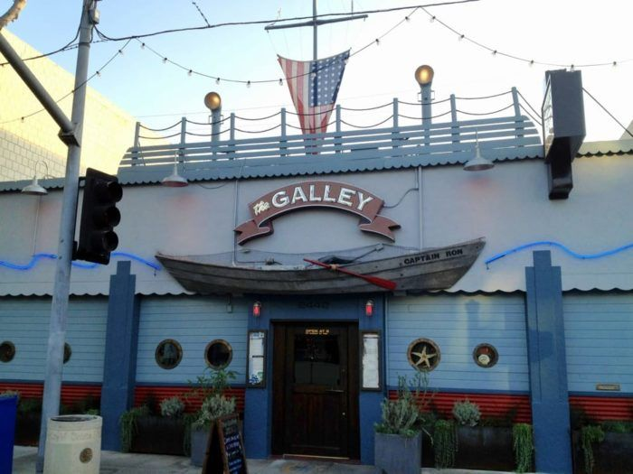 This historic destination is Santa Monica's oldest restaurant and has been serving up memorable experiences and amazing seafood since 1934. You can find The Galley at 2442 Main Street in Santa Monica.