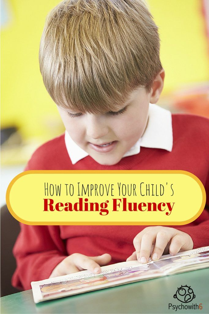"If your child can read, but not fluently, you know what I'm talking about. The halting pace with voice pitch changes that don't match the text are very noticeable. But just to be clear: ""Reading fluency is the power to read quickly and accurately. The more fluent a reader, the more he or she automatically groups and recognizes words. Fluent readers excel at oral reading, which is highlighted by smooth and natural expression."" - ReadingRx Slow reading and failing to voice pronunciation…"