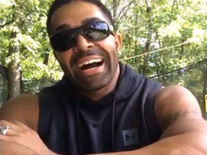 WWE's David Otunga Calls Out LaVar Ball Makes Plea to Vince McMahon