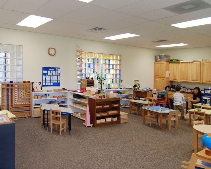 Classroom Design Hacks ~ Montessori classroom layout henson valley
