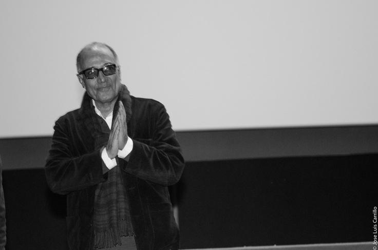Abbas Kiarostami en la Filmoteca de Murcia, estreno de LIKE SOMEONE IN LOVE