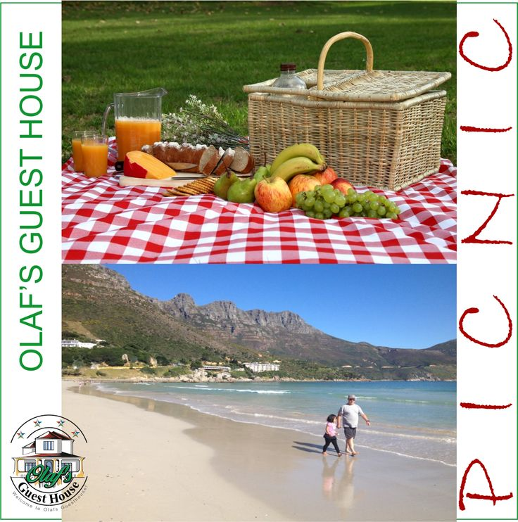 We love Cape Town just as much as you do, and we love good food even more!  Why don't you ask us to pack a picnic for you when you go on your beach or mountain trip?