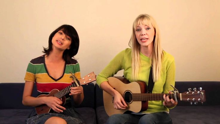 "Riki ""Garfunkel"" Lindhome and Kate ""Oates"" Micucci sing about the way some women break up with men- by not telling them. They just do the fade away... LYRICS..."