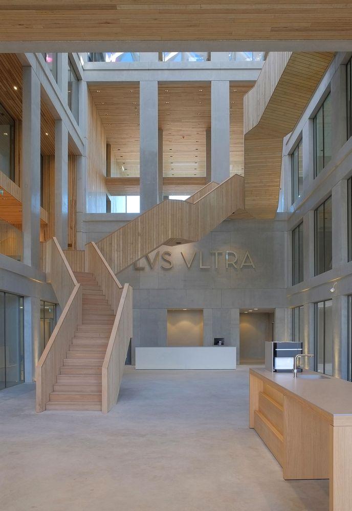 Gallery of PLVS VLTRA / Wiegerinck - 1