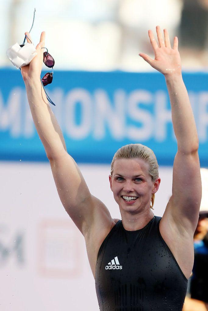 Britta Steffen Photo - Swimming Day Six - 13th FINA World Championships