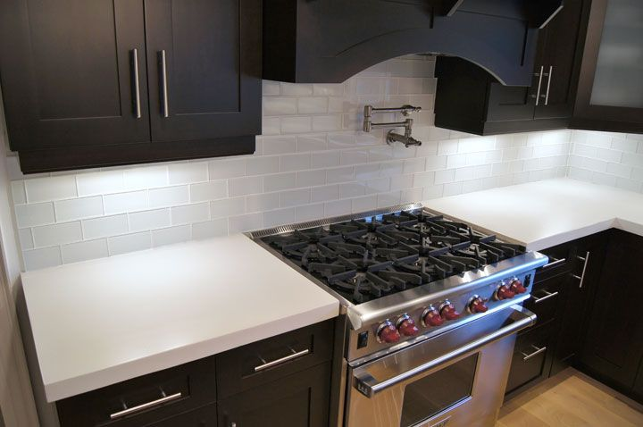 Pure White Concrete9 Jpg 720 215 478 Kitchens Pinterest