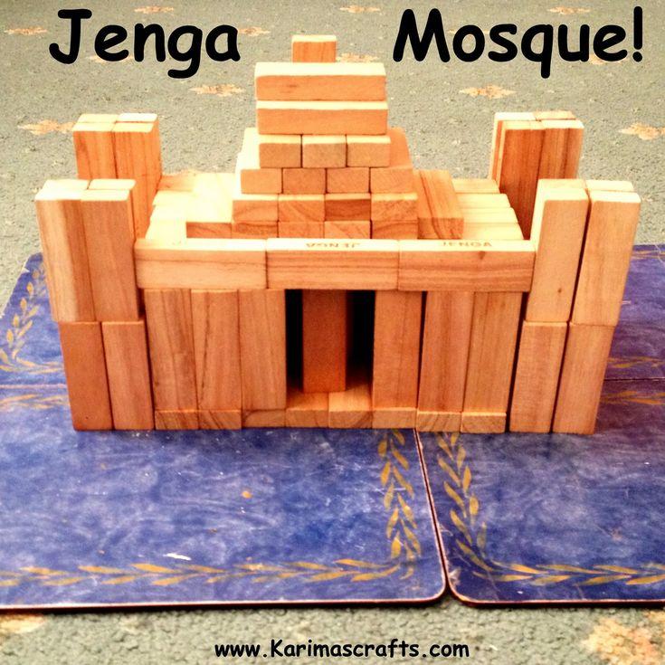 Games Crafts Lego Jenga Play-doh Minecraft Ramadan Crafts
