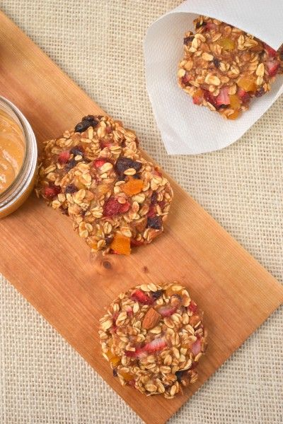 clean, vegan, gf breakfast cookies ♥