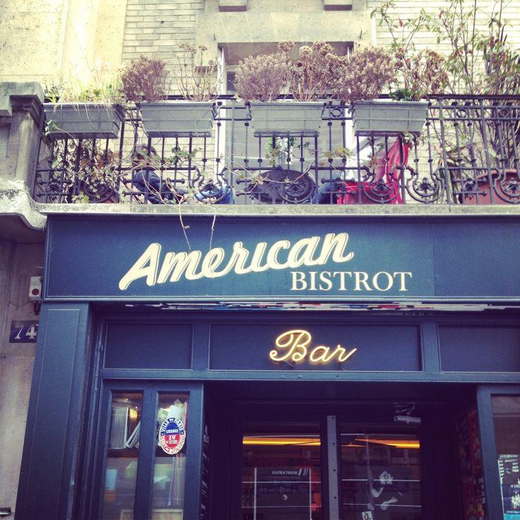 American Bistrot - Paris 11ème