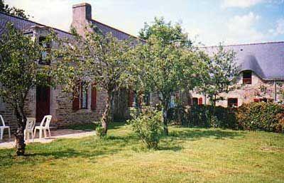 Chambres d'hôtes à vendre à Brandivy en Morbihan