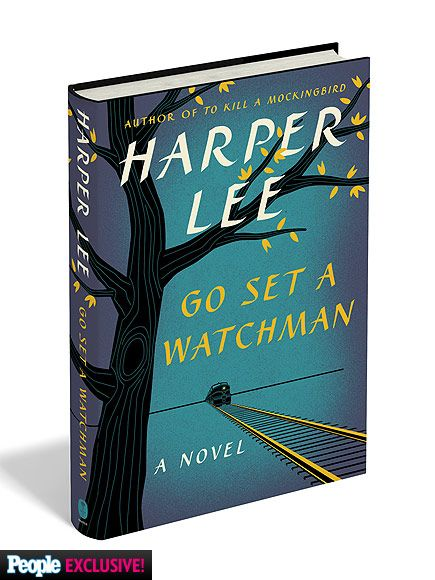 Harper Lee's New Book Jacket Revealed! http://www.people.com/article/harper-lee-go-set-a-watchman-cover-revealed