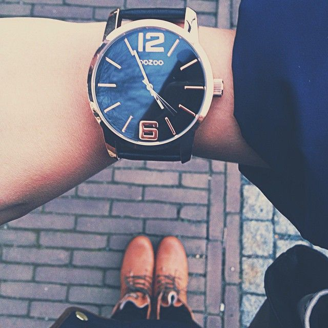 OOZOO watch, Mustang Boots. Autumn.