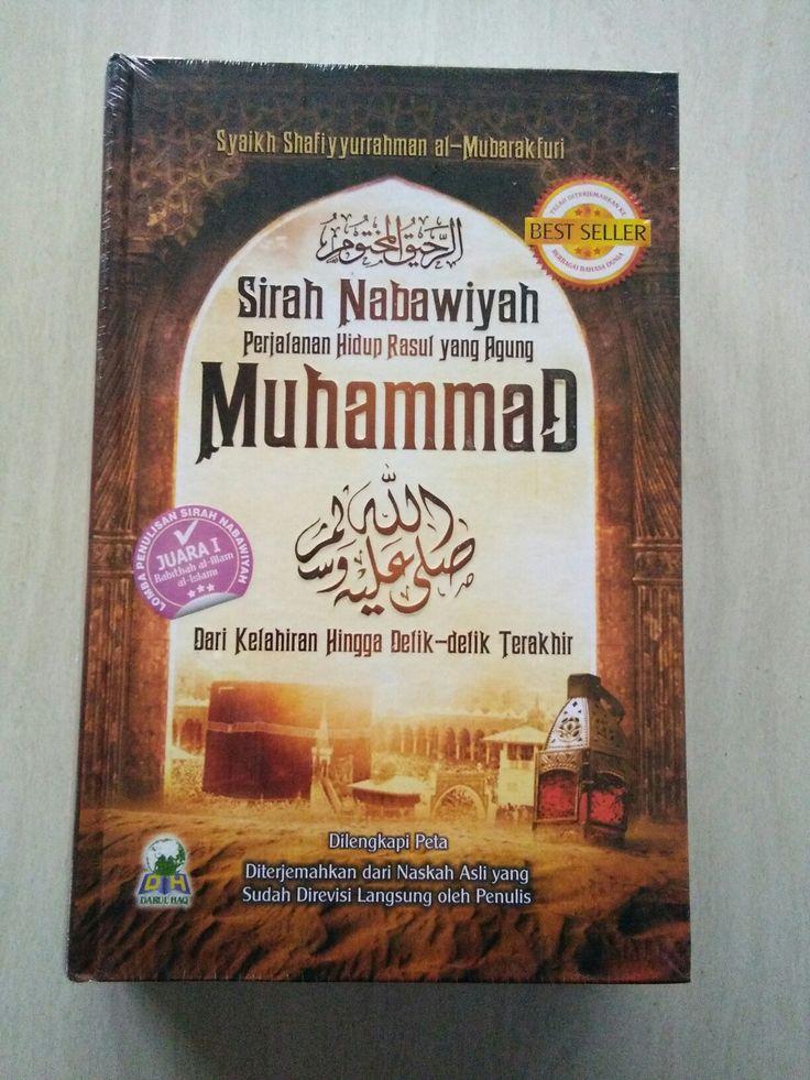 Sirah Nabawiyah Order:  📲085242100556