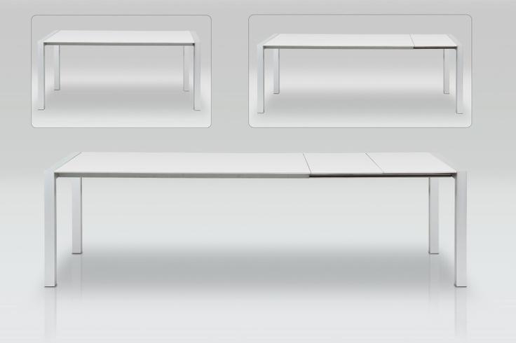 Esstisch Enterprise mit einer Länge von 170 cm bis 260 cm  580€