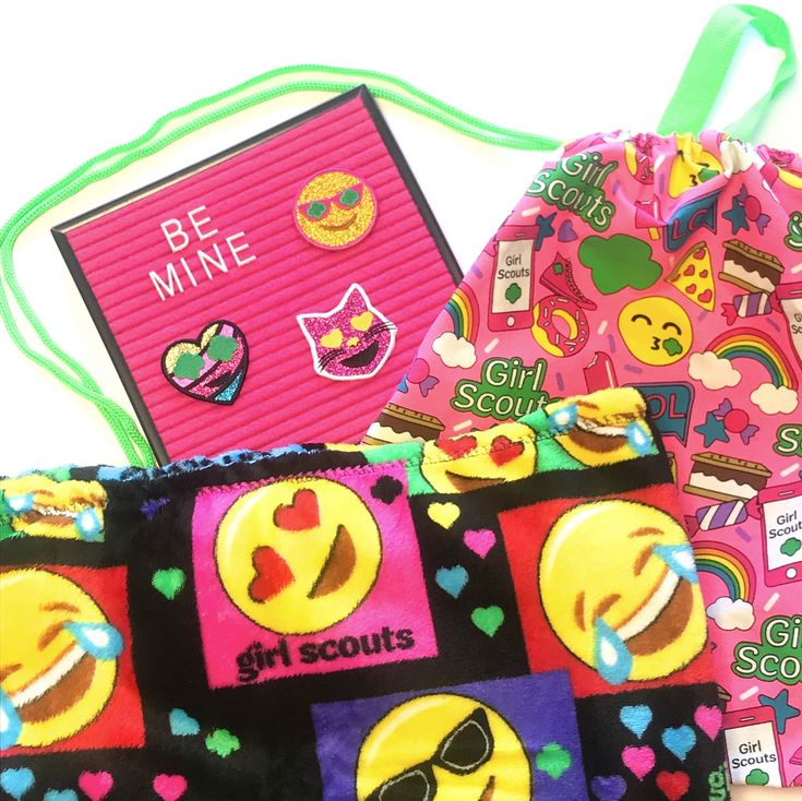 Get your Girl Scout something sweet from the shop this Valentine's Day! (Or any time ;))