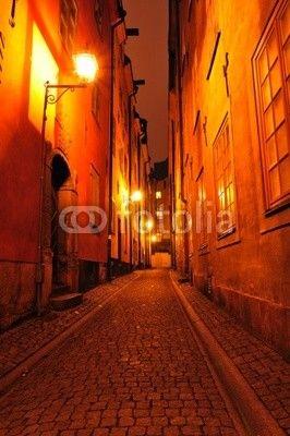 Wallpaper Streets of Stockholm