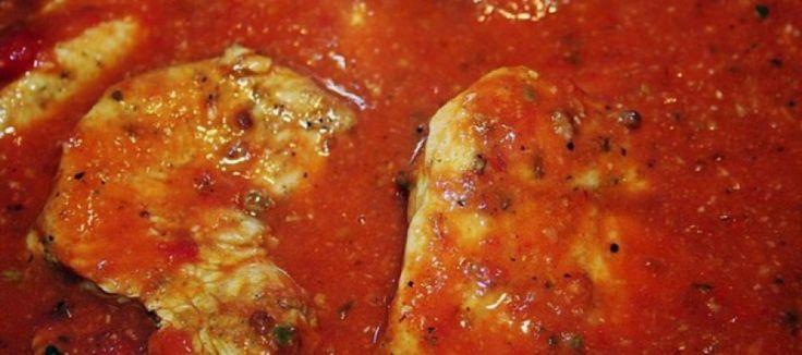 Spaanse knoflook kip   Lekker Tafelen