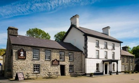 Y Talbot, Tregaron http://www.theguardian.com/travel/2014/sep/25/top-10-hotels-b-and-bs-inns-in-wales-for-walkers