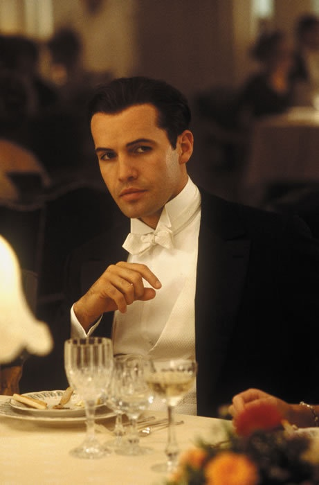 Debonair Billy Zane as Cal
