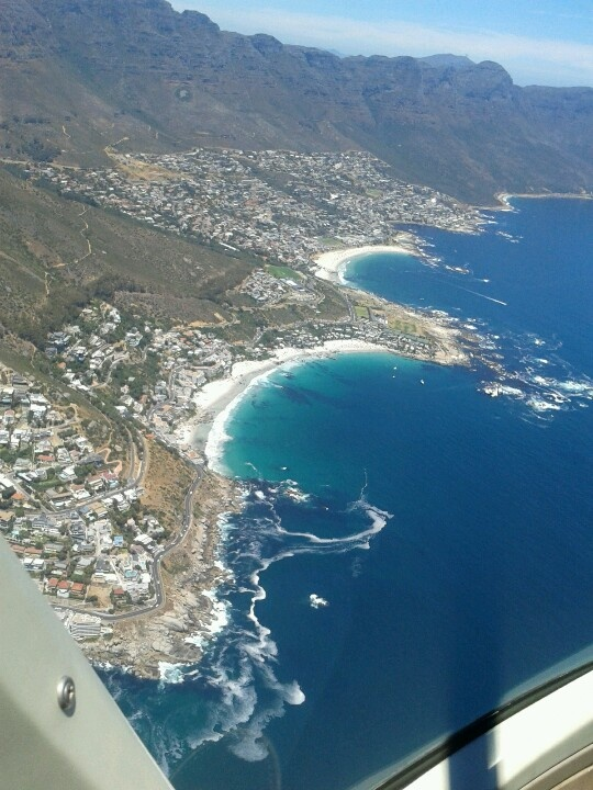 Volunteer with Via Volunteers in South Africa and check out our beautiful beaches! Clifton / Camps Bay beaches in Cape Town.