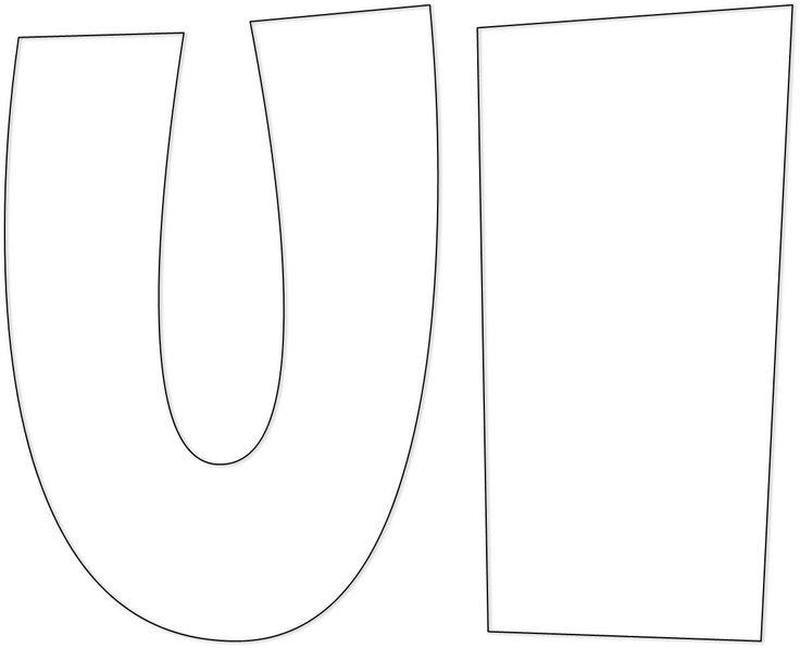 17 best images about letras on pinterest tes patrones - Feliz cumpleanos letras ...