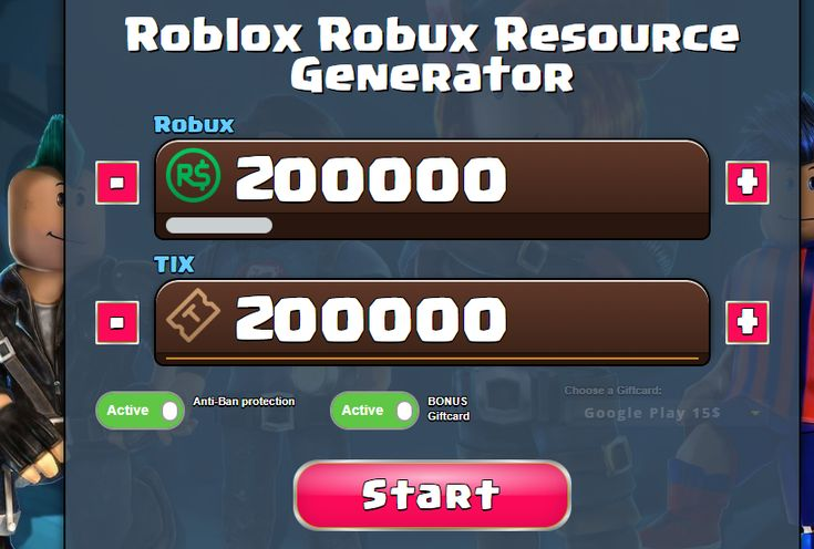 Free robux generator roblox roblox gifts special games