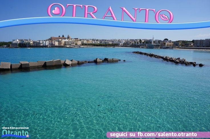 un saluto da #Otranto ;) ♡ ☼ ♡