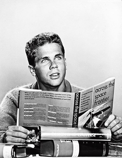 Tony Dow in a promotional shot for Leave it to Beaver (c. early 1960s)