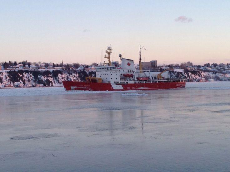 Coast guard Quebec City