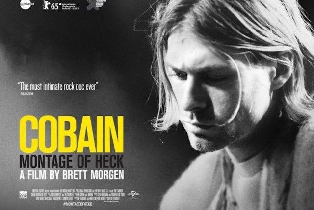 'Kurt Cobain: Montage of Heck' incluye demos ineditos.