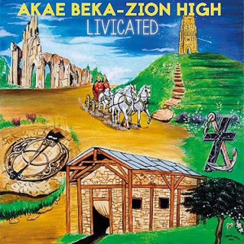 "Akae BEKA: ""LIVICATED"" HYPNOTIC NEW ALBUM - Reggae.it v4"