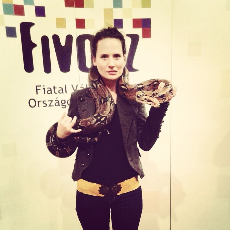 Artist & Python...this is me...