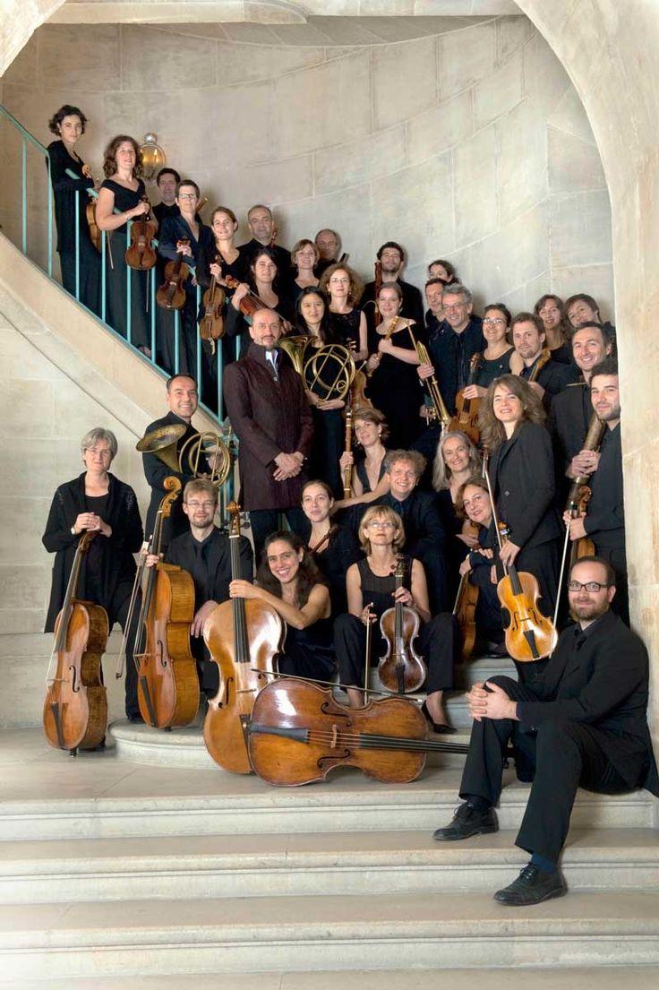 Le Concert Spirituel  Photo: Eric Manas