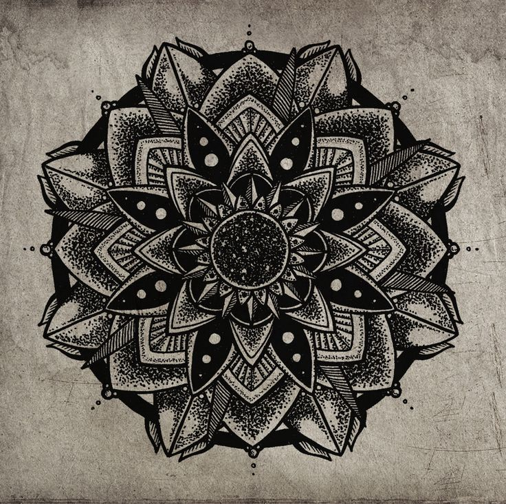 140 Mandala Tattoo Designs Ideas: Mandala Tattoo, Tibet Tattoo