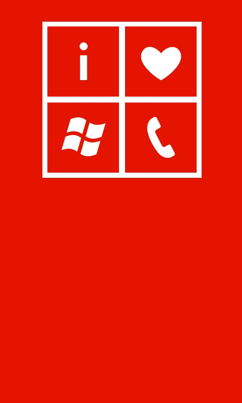 I love #WindowsPhone lock screen wallpaper in red and white. Smoked By Windows Phone ...