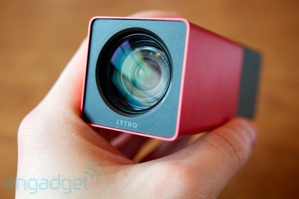 Lytro light-field camera hitting Amazon, Target and Best Buy sites next month -- Engadget