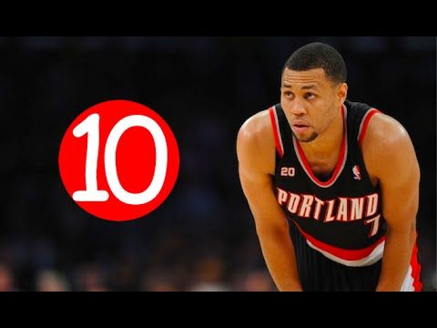 Brandon Roy's Top 10 Plays Of His Career - YouTube
