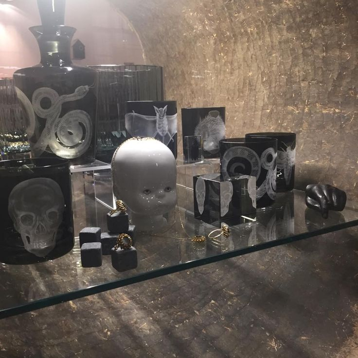 Cabinet of Curiosity Collection
