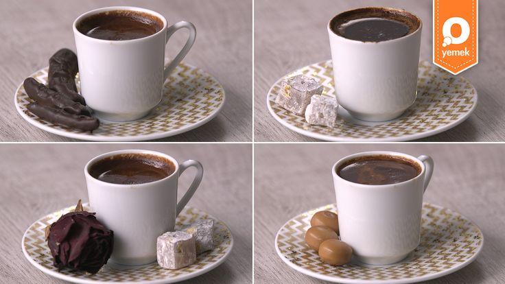 40 Yıl Hatrı Olan Kahvenin 4 Farklı Hali Nasıl Yapılır?