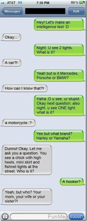 Funniest Meme Conversations : Lol funny text conversation lmao tee hee haha