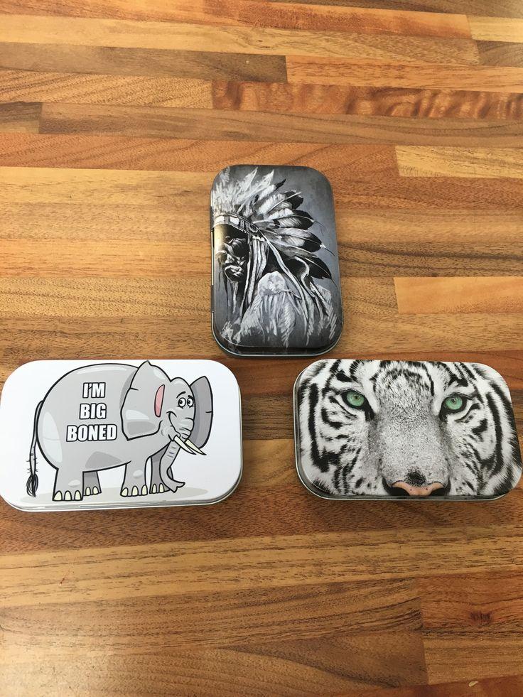 Small Metal Tins £2.99 https://www.facebook.com/groups/1809238519305599/  GALASHIELS  www.facebook.com