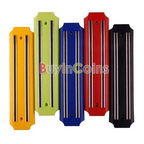 Wall Mount Magnetic Knife Storage Holder Rack Strip Utensil Kitchen Tool | eBay