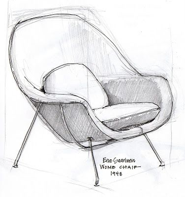 Modern Furniture Sketches 295 best images about 26_fde_illustrations and sketches on